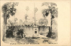 Parsi Tower of Silence