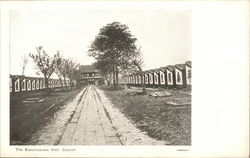 The Examination Hall, Canton Postcard