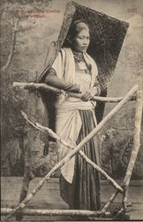 A Nepaulese Coolie Woman