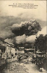 Last Days of Saint-Pierre - Destroyed by Volcanic Eruption 1902