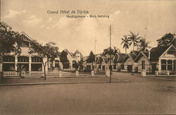 Grand Hotel Djokja - Main Building