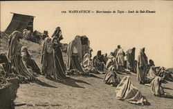 Carpet Sellers - Souk de Bab-Khemis