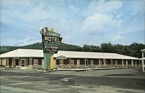 Shawnee Motel and Restaurant Bethpage Tennessee