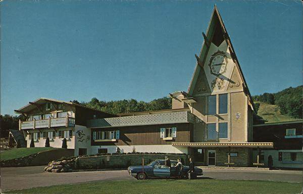Boyne Mountain Lodge Boyne Falls Michigan