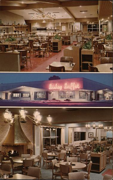 The Bishop Buffet at Lindale Plaza Cedar Rapids Iowa