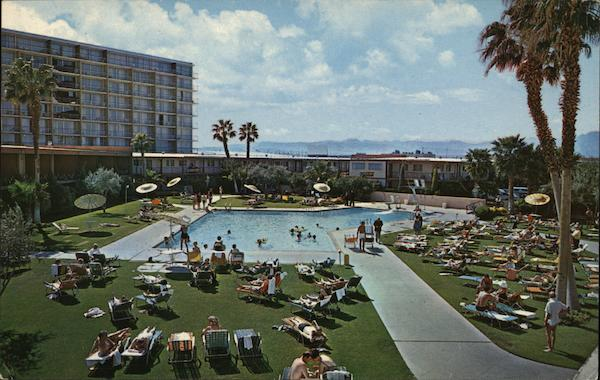 Stardust Hotel and Country Club Las Vegas Nevada