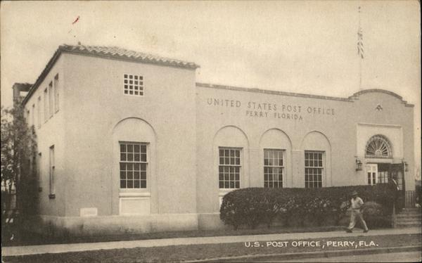 US Post Office Perry Florida