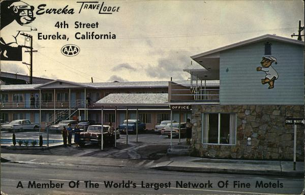 Eureka TraveLodge California