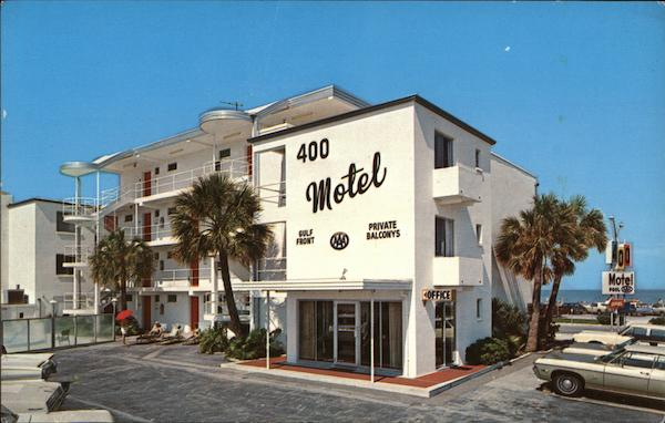 400 Motel Clearwater Beach Florida