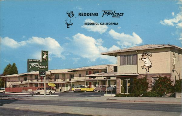 Redding TraveLodge California