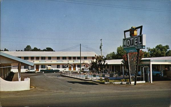 Motel 99 Redding California