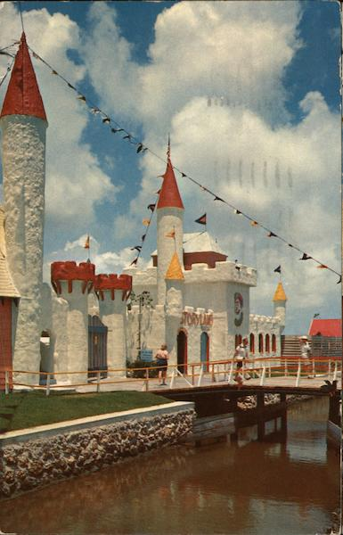 Storyland at Pompane Fort Lauderdale Florida