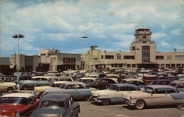 Lockheed Air Terminal Burbank California