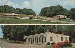Seneca West Virginia Hedricks 4-U Motel & Restaurant