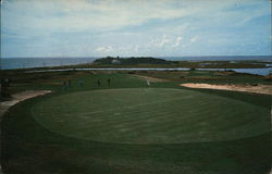 Scenic Golf Course at Hyannisport