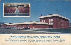 Watchtower Magazine Publishing Plant