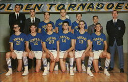 Golden Tornadoes 1960-1961 Team