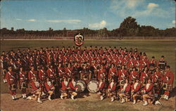 Dunedin High School Highlanders Band