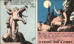 King Syndicated Comic Panels