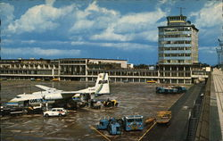 Manchester Ringway Airport Postcard