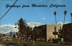 Greetings from Montclair, California