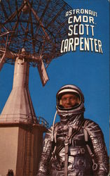 Commander Scott Carpenter