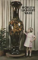 World's Largest Vase