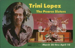 Trini Lopez & The Pearce Sisters
