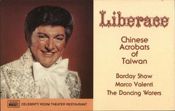 Liberace and Chinese Acrobats of Taiwan