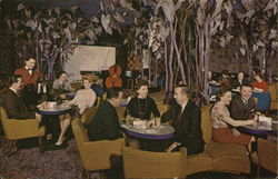 The Purple Tree Lounge, Manger Hotel