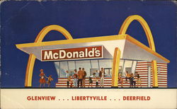 Illinois McDonald's Glenview Libertyville Deerfield