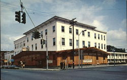 The Jefferson Hotel and Motel