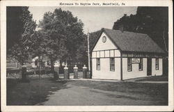 Entrance to Smythe Park