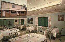 """""""Ernie's"""" Mansfield Restaurant"""