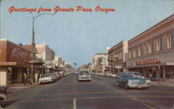 Greetings from Grants Pass Oregon