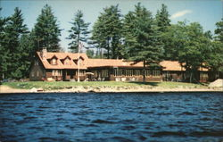 Jed Prouty Lodge on beautiful Alamoosook Lake