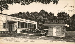 Lincoln Plaza Office and Drive-In, Worcester County Trust Company