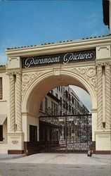 Hollywood, California Paramount Pictures