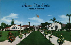 Azusa City Hall and Civic Center