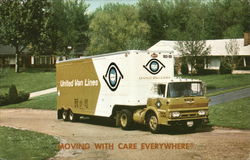 United Van Lines Moving with Care Everywhere
