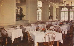 Dining Rooms, Boone Tavern, Berea College