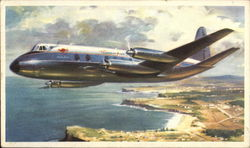 Latest TAA Prop-Jet Super Viscount