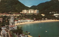 Repulse Bay Beach, Hotel and Seaview Pavilion