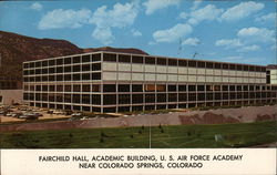 Fairchild Hall, Academic Building, US Air Force Academy