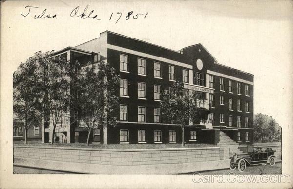 Oklahoma Hospital Tulsa