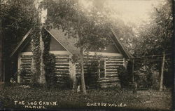 The Log Cabin, Milmine