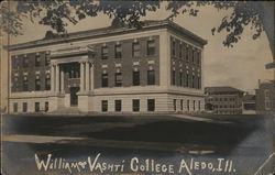 William & Vashti College