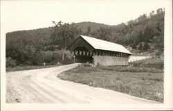 Covered Bridge, Upper Magalloway Valley