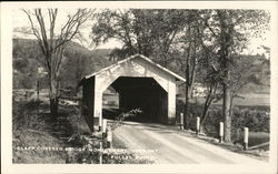Clapp Covered Bridge