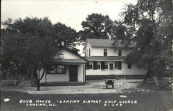 Club House, Lansing Airport Golf Course